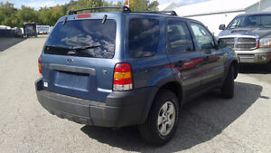 2005 Ford Escape XLT SUV, Safety and ETest Cambridge Kitchener Area image 5