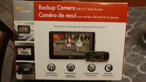 "Yada Backup Camera with 4.3"" Dash Camera (Brand New!)"