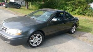 2002 Acura CL Coupe (2 door)