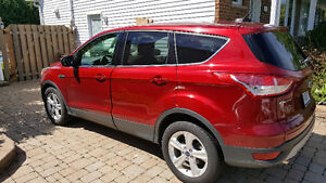 Lease take over ford escape SE with 500$ offer West Island Greater Montréal image 2
