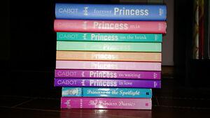 Princess Diaries Complete Book Set