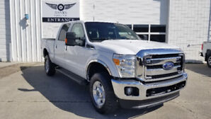 2014 FORD F-350 CREW CAB XLT FX-4 4X4 PRICED TO SELL!