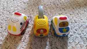 Vtech go go smart wheels  Cambridge Kitchener Area image 2