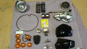 Yamaha V- Star 1100 Custom/Classic Motorcycle Parts For Sale