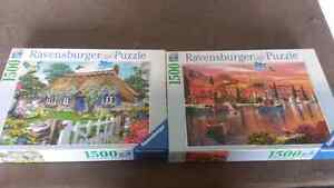 Ravensburger puzzles Campbell River Comox Valley Area image 1