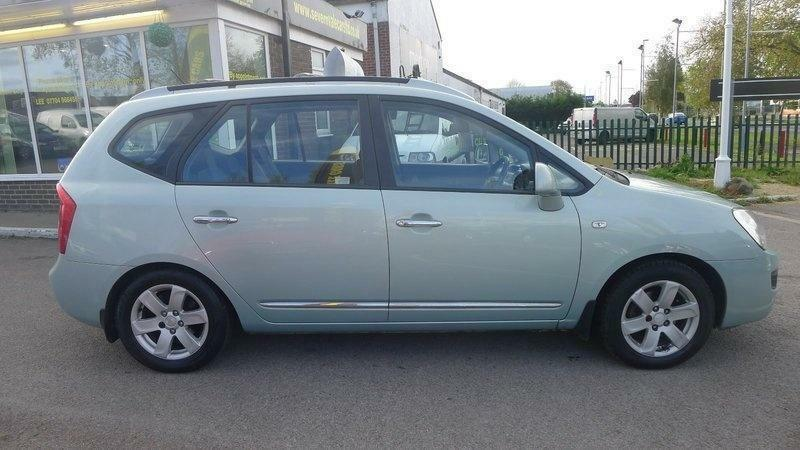2008 Kia Carens 2 0 Crdi Ls 7 Seat New Clutch 5dr In Gloucester