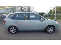 2008 KIA Carens 2.0 CRDI LS 7 SEAT new clutch 5dr