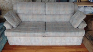 Couch hide A bed ,FROM SMOKE FREE AND PETS FREE HOME..  VERY GOO