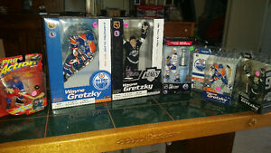 Wayne Gretzky collection up for sale items starting at 15 to $35