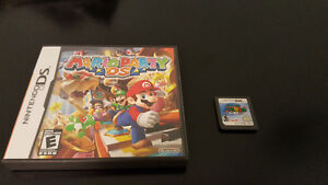 Mario Party DS and Super Mario DS