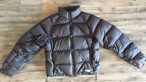 Mountain Equipment Co-op down sweater / jacket - size M
