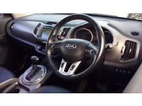 2014 Kia Sportage 2.0 CRDi KX-4 5dr Automatic Diesel Estate