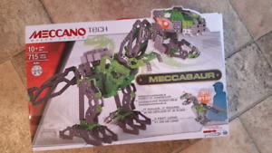 Meccasaur robot