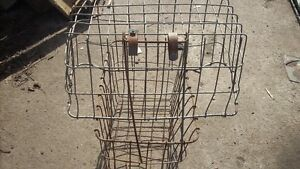 Bicycle  Metal   Carry  Baskets