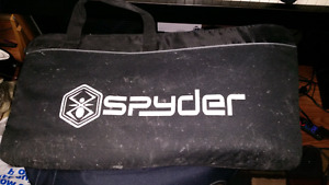 Experienced Spyder Paintball Marker Case