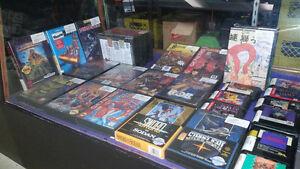 Sega Genesis Games @ EGM