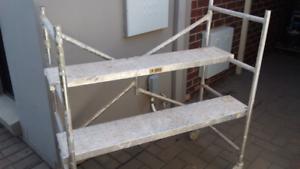 Mini scaffold