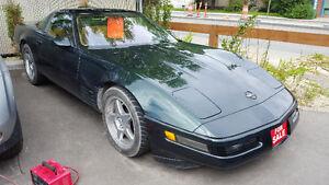 1991 Chevrolet Corvette ZR1 Coupe (2 door)