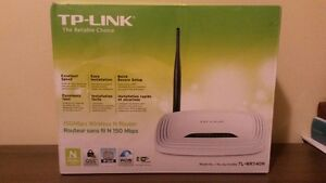 150Mbps TP-Link Wireless Access Point N Router