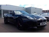 2017 Jaguar F-TYPE 3.0 Supercharged V6 S 2dr AWD Automatic Petrol Convertible