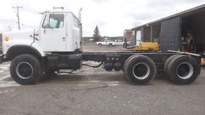 2674 IH cab Chassis