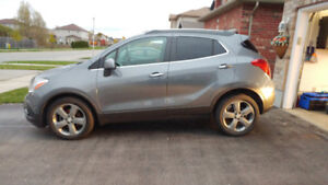 2013 Buick Encore FWD 4dr Convenience SUV, Crossover