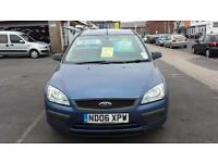 2006 FORD FOCUS 1.6 TDCi Diesel LX Estate From GBP2,895 + Retail Package