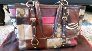 Coach purse - limited edition