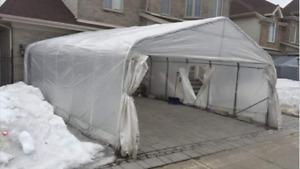 Abris Tempo (Snowgone) 18x24