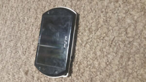 PSP,  Broken. Recomended use for parts. Only 10$.