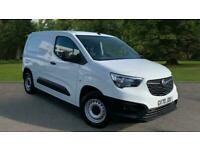 2020 Vauxhall Combo Panel Van Unlisted Manual