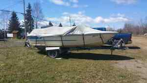 1975 16ft Starcraft fishing boat 70hp
