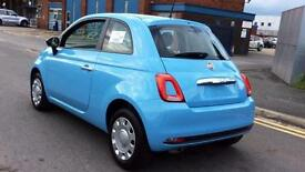 2016 Fiat 500 POP Manual Petrol Hatchback