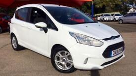 2013 Ford B-MAX 1.6 Zetec 5dr Powershift Automatic Petrol Hatchback