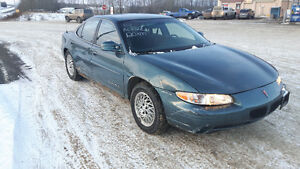 1997 Pontiac Grand Prix Sedan   ONLY  118256  KLM S