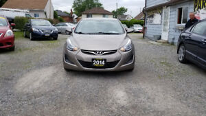 2014 Hyundai Elantra Se Sedan With only 43.000Km