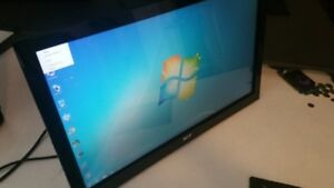 Acer 23 inch Touch screen monitor for sale