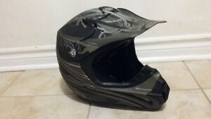 Youth GMAX size small helmet