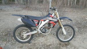 2004 CRF 250R