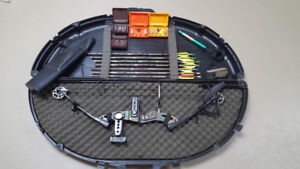 COMPOUND BOW AND ACCESSORIES