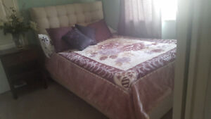 BRAND NEW MOBILIA QUEEN SIZE BED