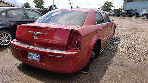 2008 Chrysler 300 all wheel drive for parts