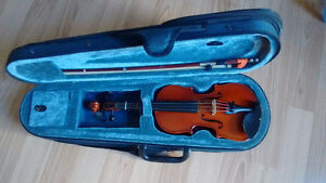 1/10 Violin Outfit