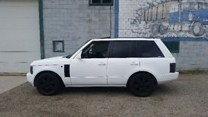 Land Rover Range Rover HSE Great Condition! Low KM