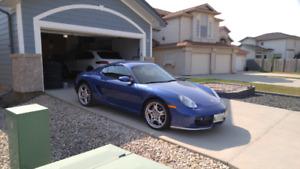 2006 Porsche Cayman S - Cobalt Blue - Pristine Condition