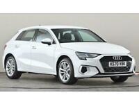 2020 Audi A3 40 TFSI e Sport 5dr S Tronic Auto Hatchback hybrid Automatic
