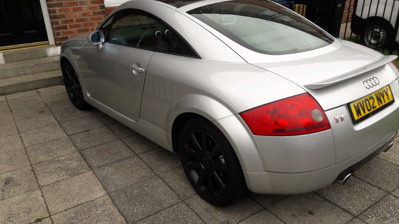 Audi tt 225 bam engine fwd qoutro swap cash ether way | in Newcastle, Tyne  and Wear | Gumtree
