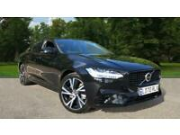 Volvo S90 T8 Recharge PHEV R Design AWD Auto Saloon Petrol/Electric Automatic