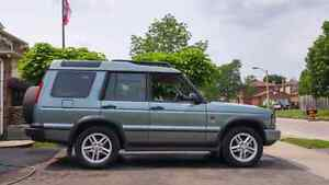 2004 land rover discovery se7 .certified