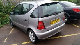 Mercedes a class spares or repair